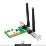 کارت شبکه بی سیم دوآنتن تندا W322E
